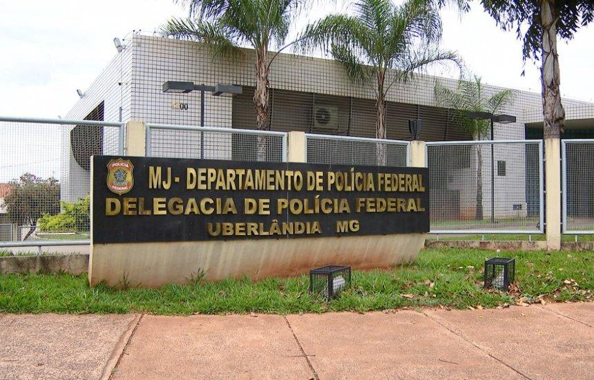 [Ação da PF contra organização criminosa em Uberlândia cumpre mandados em MG, BA e SP]