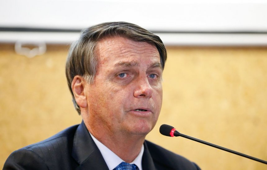 [Bolsonaro diz que está aberto a sugestões para recuperação da economia]