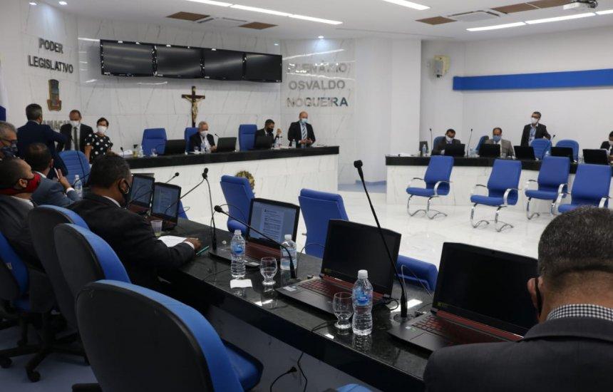 [Pedido de melhorias da Praça Abrantes e construção de mercado de peixes são aprovados em sessão]