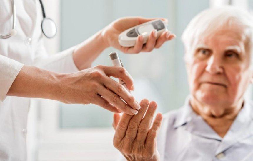 [Projeto de Lei prevê isenção de IR para aposentados com diabetes]