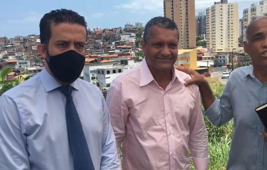 [Eleições 2020: Pedrinho de Pedrão ganha apoio de Pastor Isidoro e André Janones]