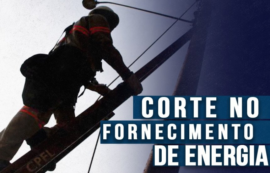 [Fornecimento de energia será interrompido em bairros de Camaçari; confira]