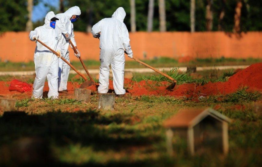 [Brasil registra 151,7 mil mortes e 5,1 milhões de casos de Covid]