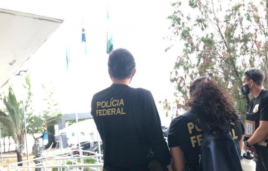 ['Operação Marquetagem': PF cumpre mandados da Lava Jato em Salvador, Fortaleza e São Paulo]