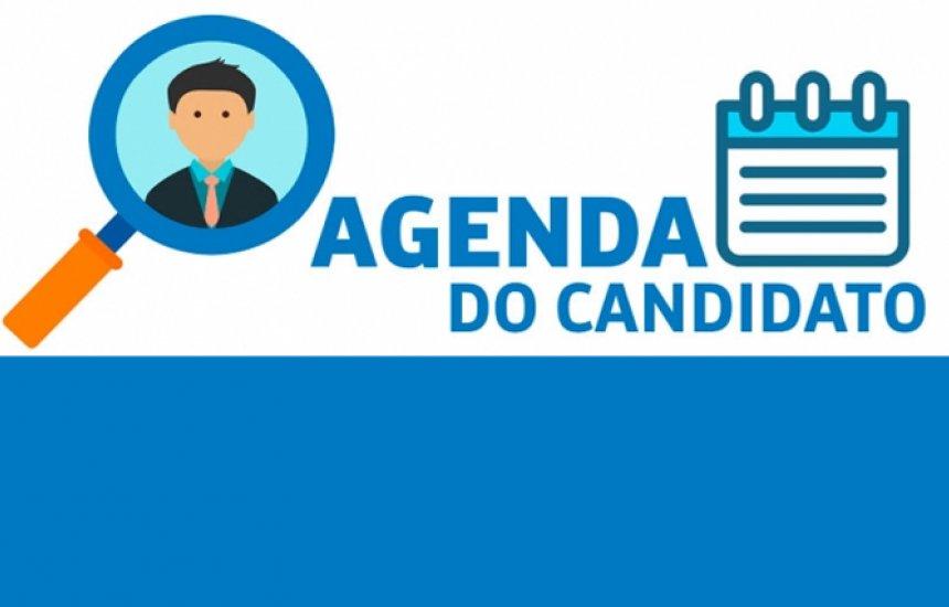 [Candidatos a prefeito de Camaçari divulgam agenda do fim de semana]