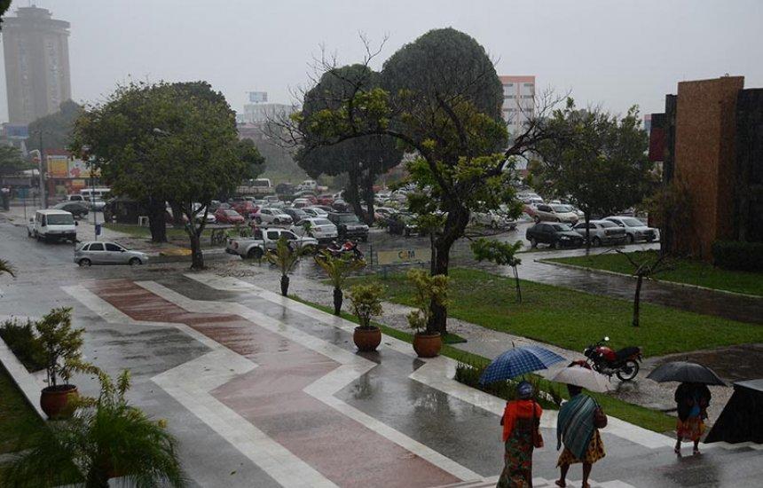 [Camaçari tem previsão de chuvas isoladas para os próximos dias]
