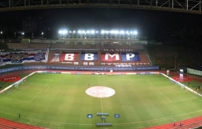 [Bahia recebe o Atlético-MG no estádio de Pituaçu nesta segunda (19)]