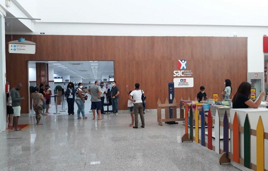 População de Camaçari passa a contar com novos serviços ofertados pelo SAC