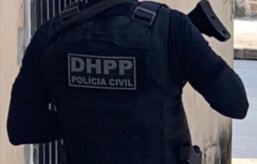 4ª DH de Camaçari prende suspeito de matar homem a facadas no Burissatuba