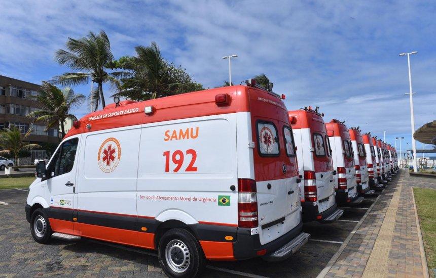 [SAMU de Salvador recebe cerca de 20 mil trotes durante a pandemia]