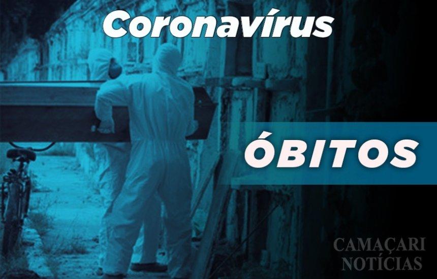 [Mais um óbito por Covid-19 é registrado em Camaçari]
