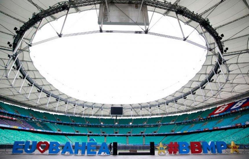 Bahia volta a jogar na Arena Fonte Nova em 5 de novembro