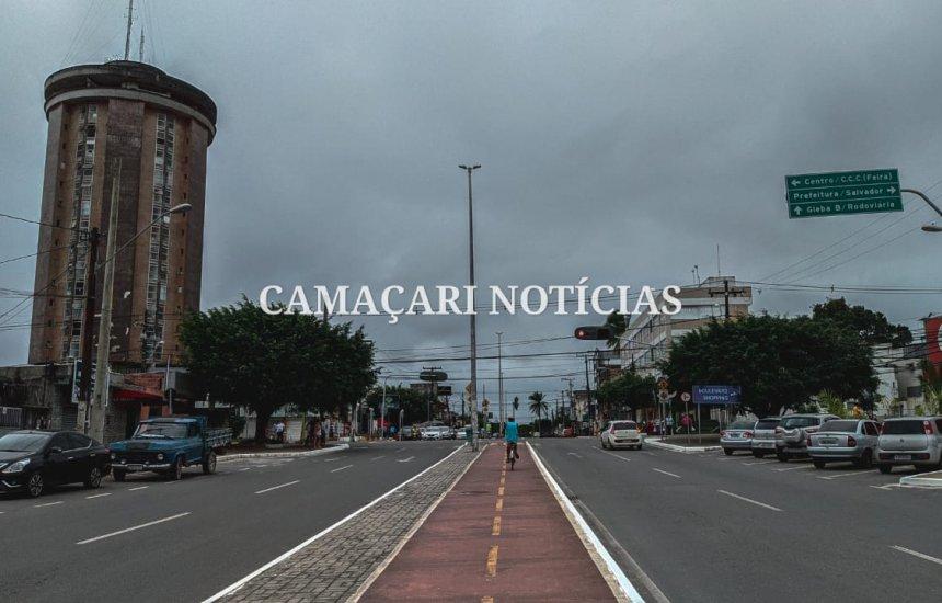 [Tempo instável predomina durante a semana em Camaçari, aponta CEPTEC]