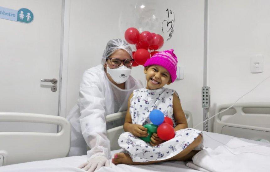 [1º transplante pediátrico de medula óssea da Bahia é realizado pelo Martagão Gesteira]