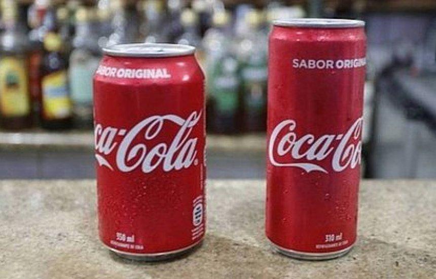 [Falta de alumínio para produção de latinha atinge a gigante Coca-Cola]