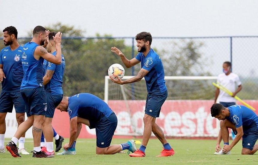 [Bahia inscreve 45 jogadores para Sul-Americana; veja lista]