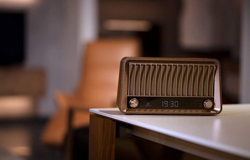 Philips lança caixas de som com estilo vintage no Brasil