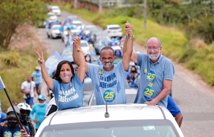 Carreatas estão liberadas para todos os candidatos em Camaçari, diz juiz