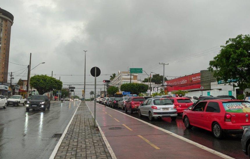 Previsão é de tempo nublado e chuva para próximos dias, aponta Inmet