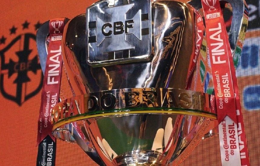 [Copa do Brasil define os semifinalistas nesta quarta-feira (18)]