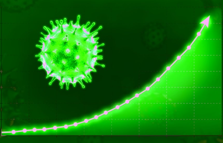 [Coronavírus: Brasil tem alta de 77% na média de casos e EUA têm recorde de hospitalizações pelo 10º dia]