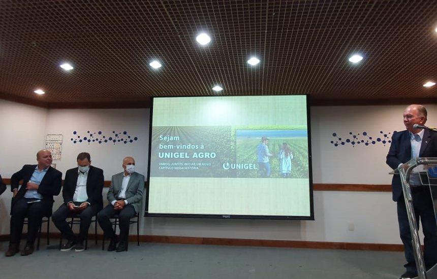 ['Unigel Agro é importante não só para o Polo, mas para o equilíbrio econômico da Bahia', destaca Leão]