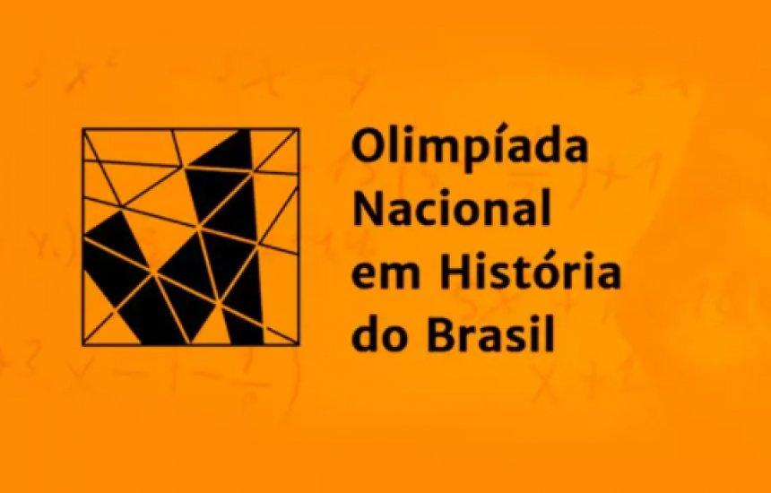 [Bahia leva o maior número de medalhas na Olimpíada de História]