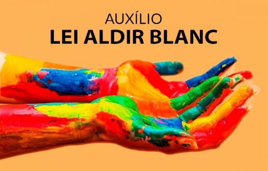 [Lei Aldir Blanc: Chamada é aberta para recadastramento dos trabalhadores da Cultura]