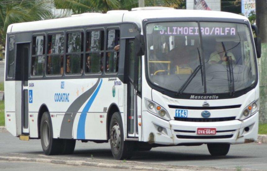 ['A cidade está sem ônibus', reclama morador de Camaçari]