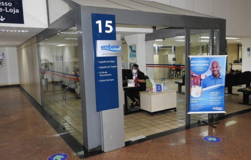 [Embasa oferece condições facilitadas para quitação de débitos]
