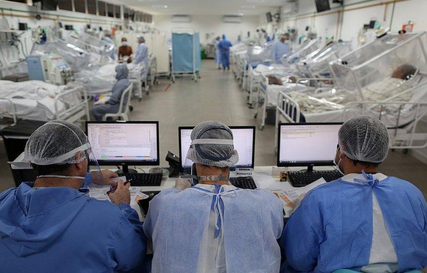 [Vazamento de senha do ministério expõe dados de 16 milhões de pacientes de covid]