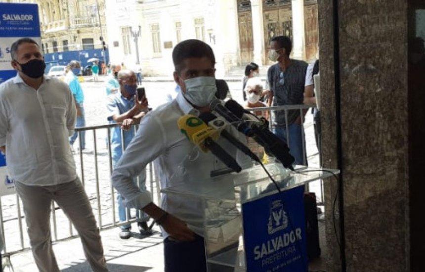 """[ACM Neto nega volta de restrição em Salvador: """"Torcedores do mal, fiquem quietos""""]"""