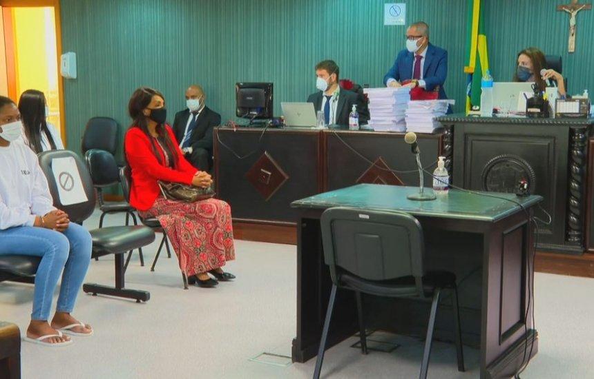 [Testemunhas de acusação do caso Flordelis são ouvidas em audiência da investigação da morte de pastor Anderson]