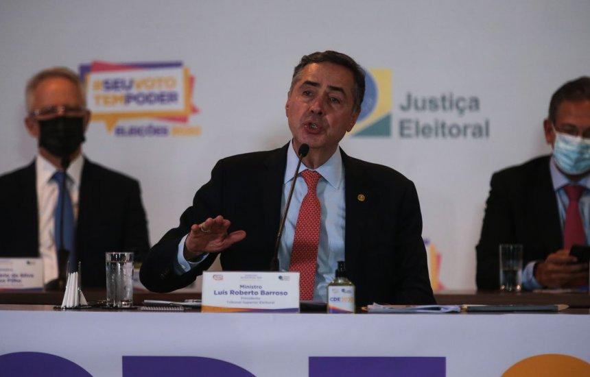 [Presidente do TSE diz que abstenção de eleitores foi maior que o desejável]