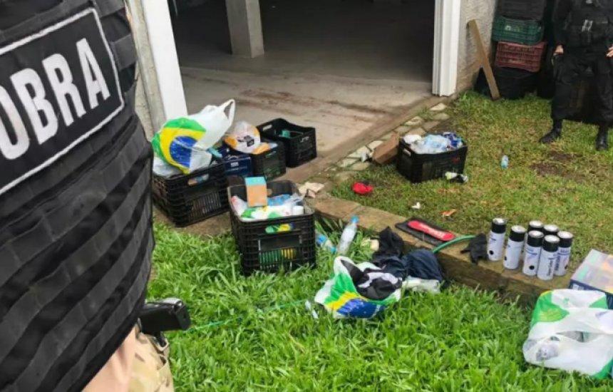 [Cinco suspeitos de envolvimento no assalto em Criciúma (SC) são presos no RS]