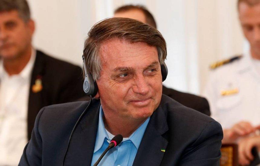 [Bolsonaro sobre vacina: 'Se tiver efeito colateral ou problema não vão poder cobrar de mim']