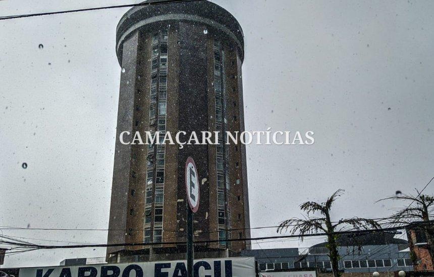 [Previsão em Camaçari será de tempo nublado com chuvas isoladas]