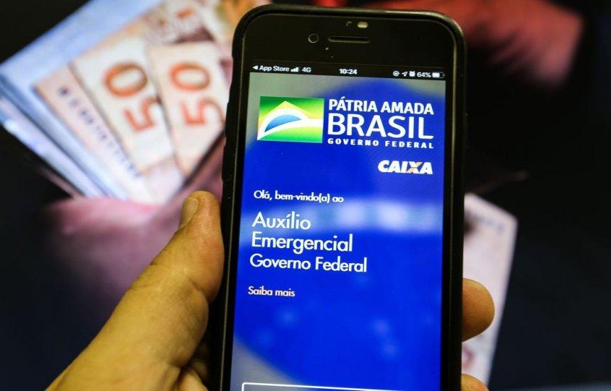 2,6 milhões de pessoas terão de devolver o auxílio emergencial
