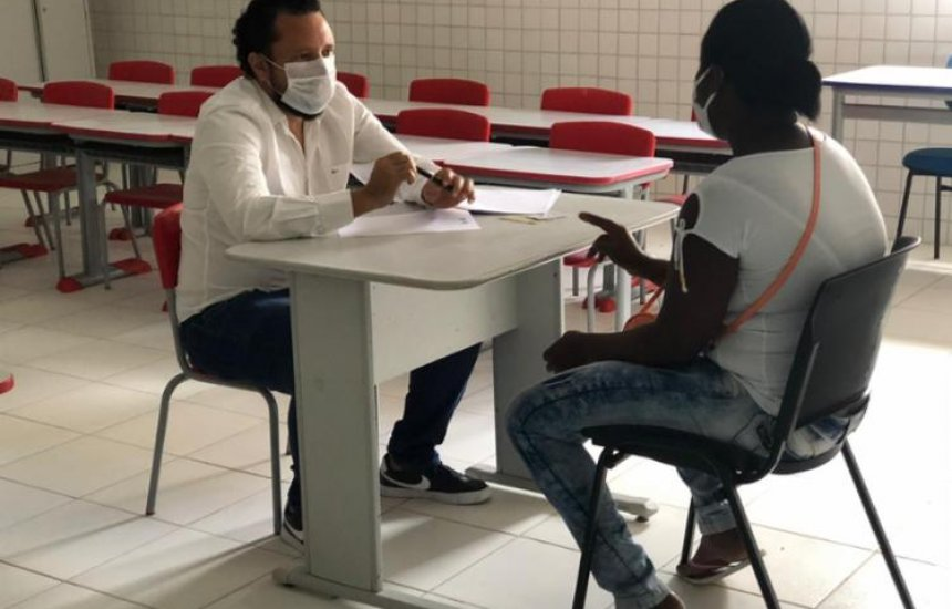 Trabalhadores resgatados em condições análogas à escravidão são atendidos na Bahia