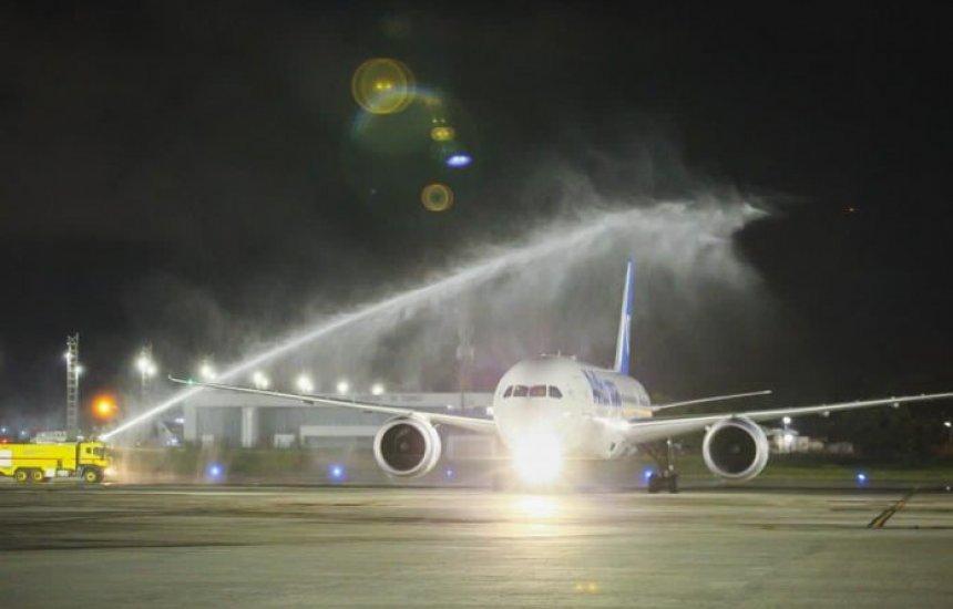 [Bahia volta a receber voos da Air Europa]
