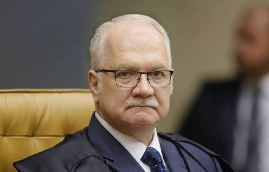 [Ministro Fachin determina que presos do grupo de risco deixem regime semiaberto]