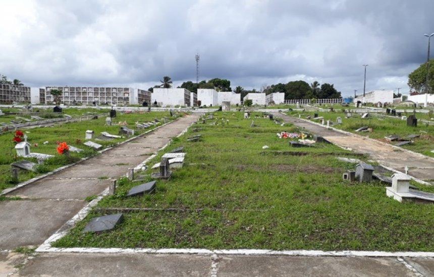 [Morador da Gleba H reclama de mau cheiro provocado por cemitério]