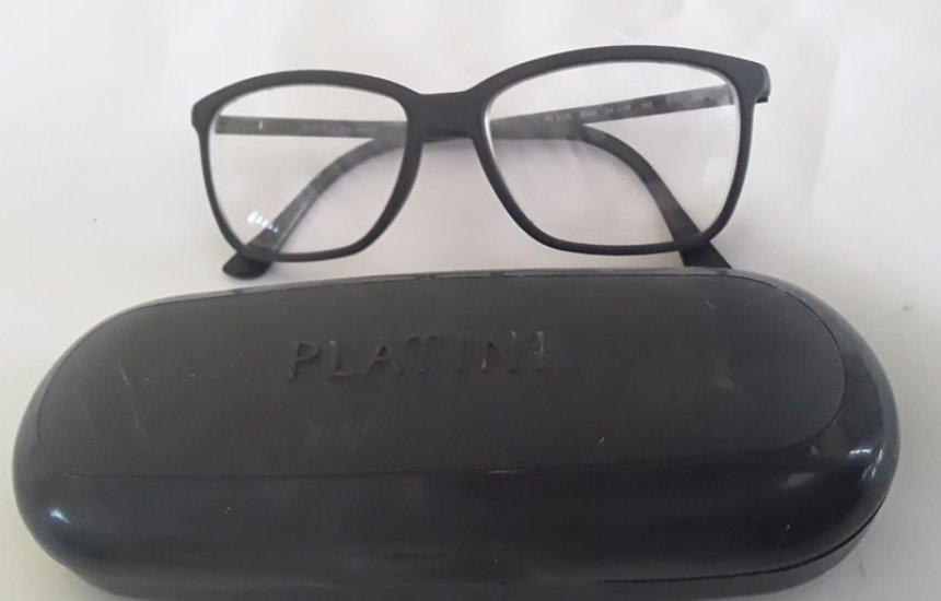 [Óculos de grau é encontrado no Parque das Mangabas]