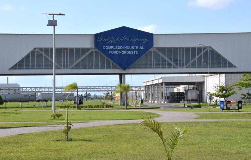 [Ford anuncia encerramento de produção no Brasil; unidade de Camaçari será fechada]