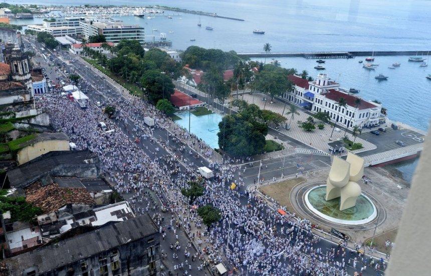 [Lavagem do Bonfim: Para evitar aglomeração, Salvador não fechará ruas nem terá estrutura]