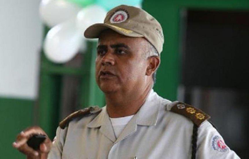 [Emocionado, coronel Anselmo Brandão deixa comando da PM-BA: 'Dever cumprido']