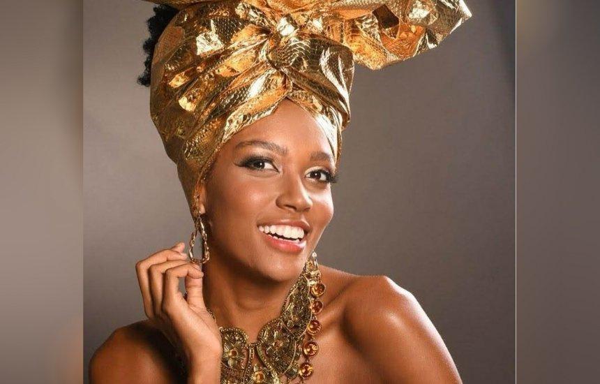 [Representando Teodoro Sampaio, Paula Borges é eleita Miss Bahia 2021]
