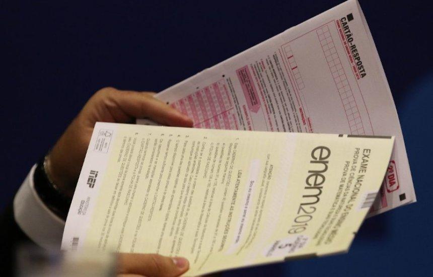[Secretaria da Educação da Bahia solicita novamente adiamento das provas do Enem]