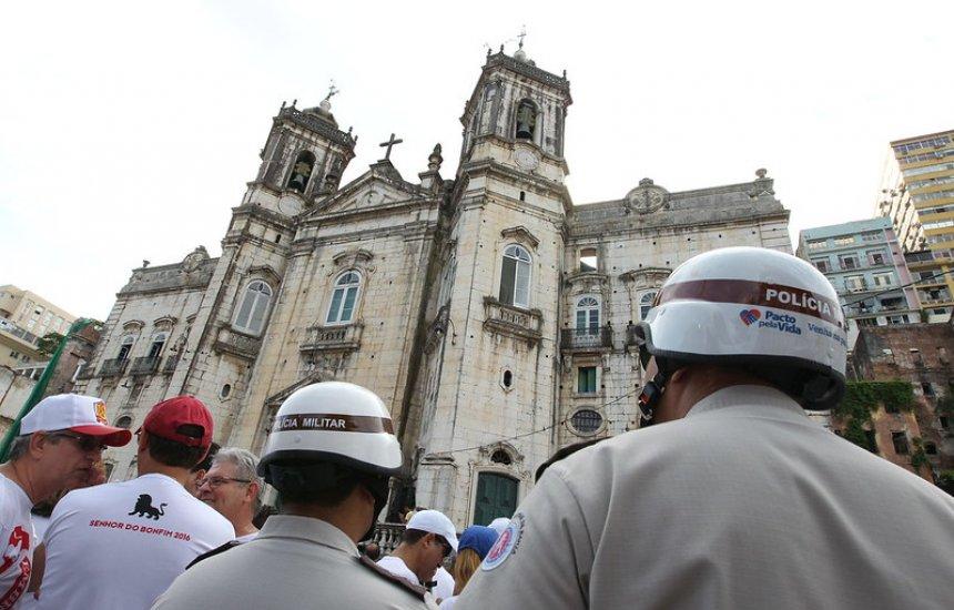 [Prefeitura de Salvador vai punir quem cometer irregularidades em festa simbólica do Bonfim]