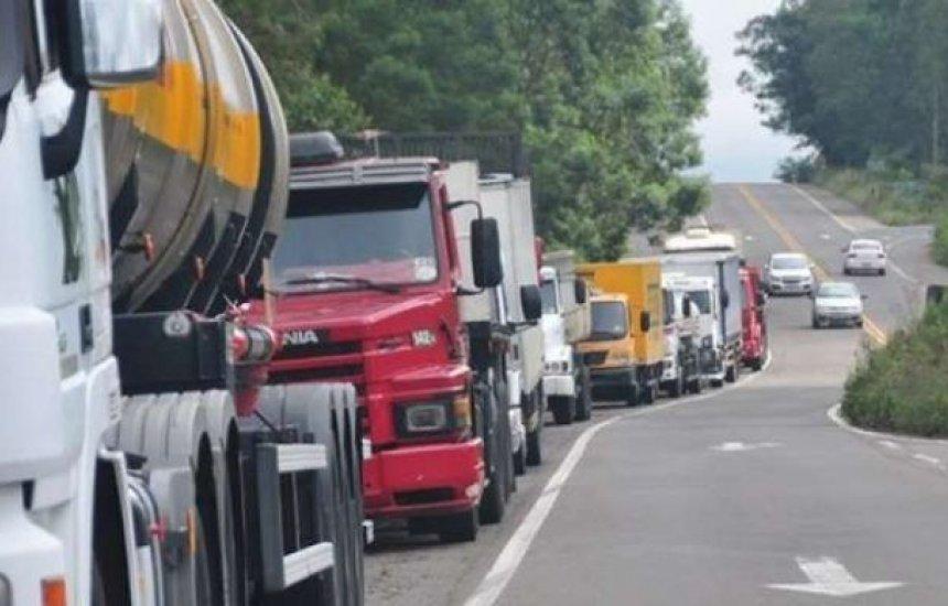 [Associação confirma greve dos caminheiros em 1º de fevereiro; Bahia vai aderir]